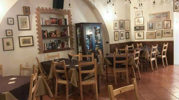 Vista sala - Aleph Pub, Spezzano Albanese