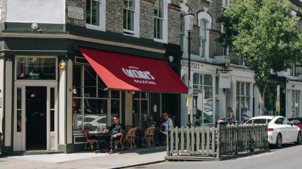 Cacciaris Notting Hill, London