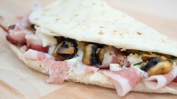 Sugerencia del chef - Sapori d'italia, Corbera De Llobregat