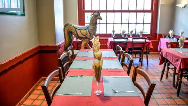 Vue de la salle - Le Pickwick - La Brasserie, Ixelles