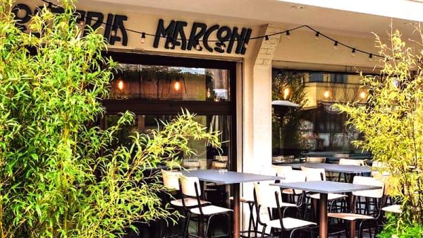 Esterno - Osteria Marconi, Pesaro