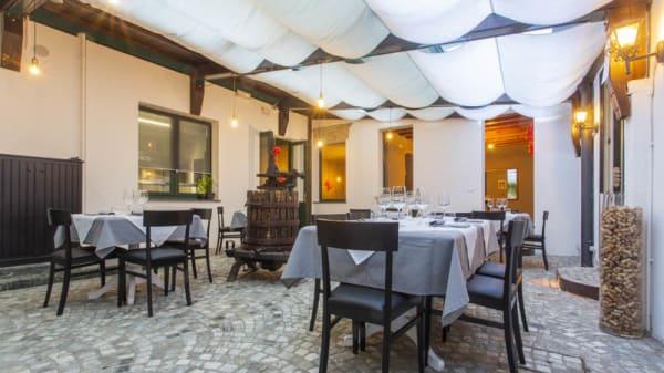 Vista sala - IL Tinello Cucina e Cantina, Padua