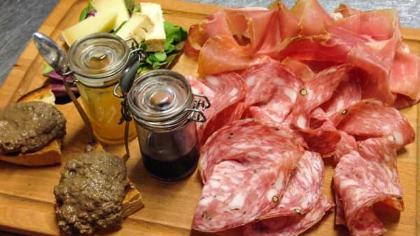 Piatto - Osteria Brucia Tegami, Bagno A Ripoli