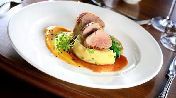 Solent Cafe at Macdonald Elmers Court Hotel & Resort, Lymington