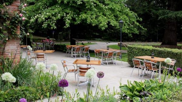 La terrasse - L'Esquisse Lausanne, Lausanne