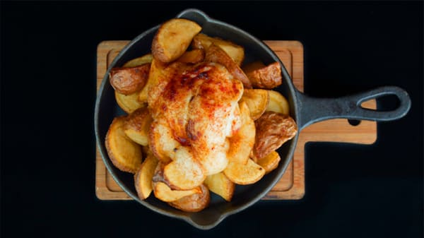 Sugerencia del chef - Tot Brasa, Valencia