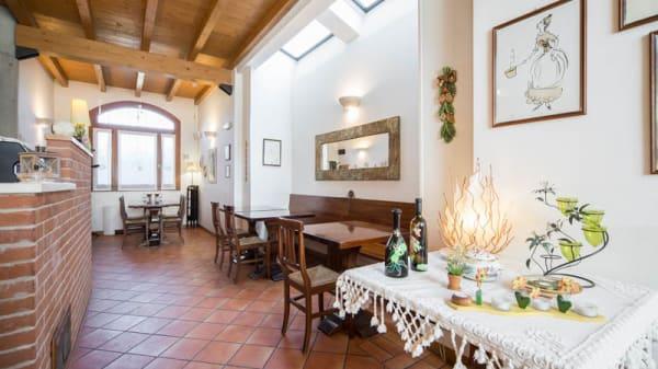 Vista sala - Borgo delle Vigne Agriturismo, Zola Predosa