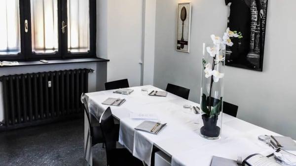 Vista sala - Il Mercante, Turin