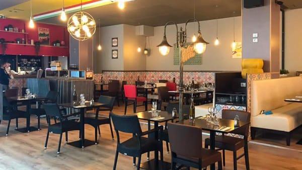 Salle du restaurant - Gino, Nantes