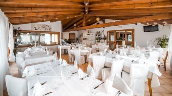 La sala - Villa Cà Tagliamento, Lignano Sabbiadoro