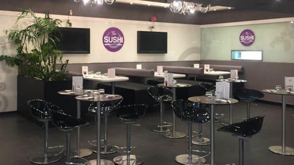 Vue de la salle - Eat Sushi - Meaux, Meaux