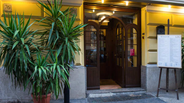 Sala - Ristorante Lin, Roma