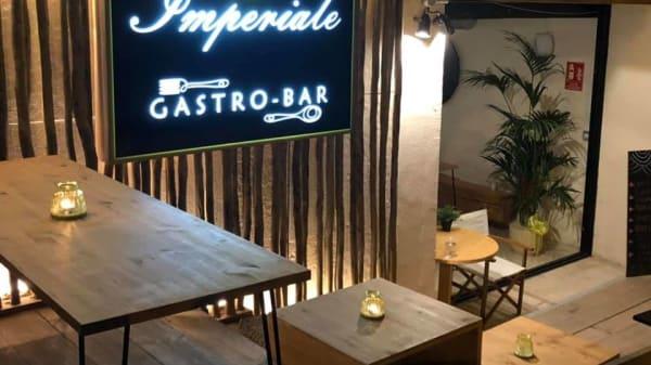 Imperiale Gastrobar, Ibiza
