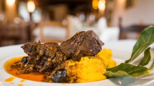 suggerimento dello chef - Ristorante Casalchino, San Gimignano