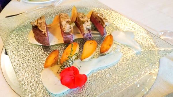 Suggerimento dello chef - Ristorante Novecento, Courmayeur