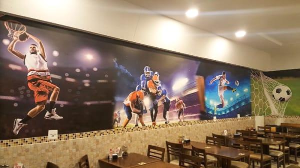 Sala - Skina Sports Bar, São Paulo
