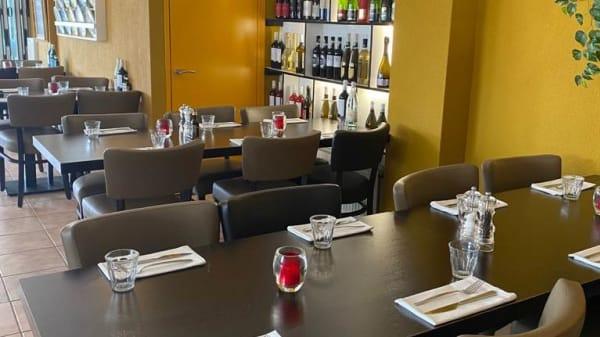 Het restaurant - Da Alfio, Wassenaar