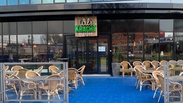 Wilskracht bar & keuken, Rotterdam