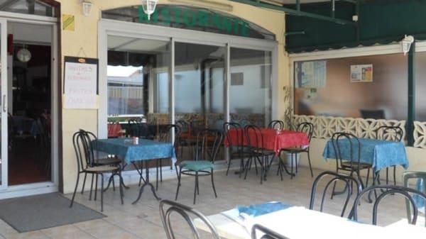 Terrasse - La Pasta, Frontignan
