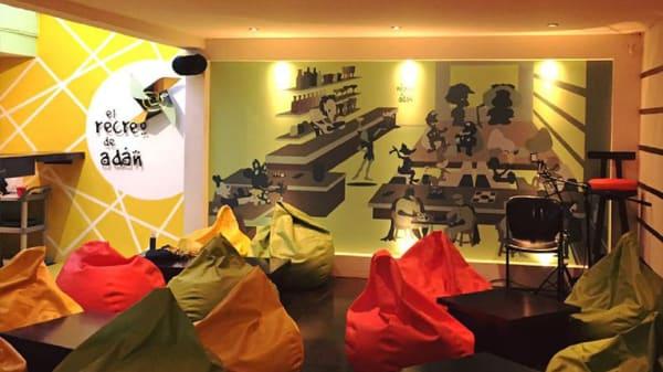 El Recreo de Adán (Zona Rosa), Bogotá