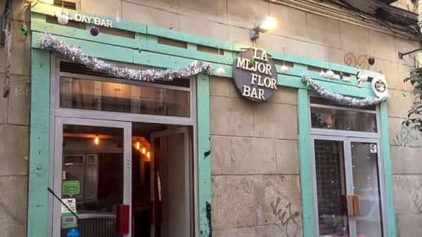 Entrada - La Mejor Flor, Madrid