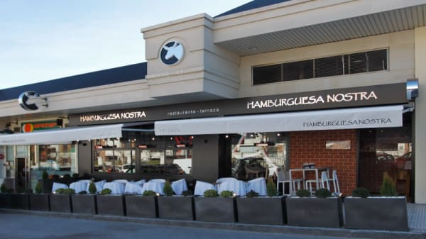 Terraza - Hamburguesa Nostra - Majadahonda, Majadahonda
