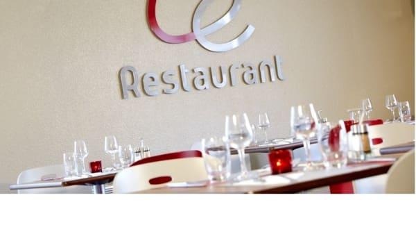 Table dressée - Campanile Saint Etienne Est - Saint Chamond, Saint-Chamond