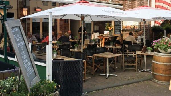 Terras - Granada Food and Wine, Alkmaar