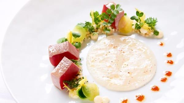 Suggestie van de chef - Landhuishotel & restaurant De Bloemenbeek, De Lutte