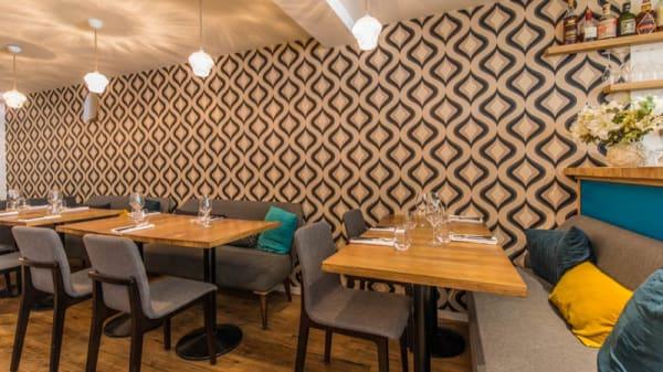 Salle - HÂ Restaurant, Bordeaux