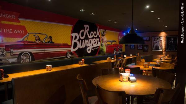 rw Cantina - Rock Burger - Praia do Canto, Vitória