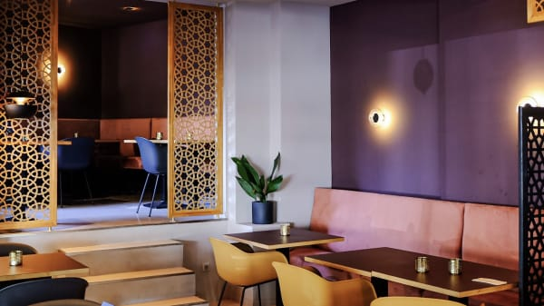 Maihan Restaurant, Hamburg