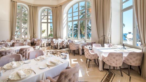 Sala del restaurante - Príncipe de Asturias - Gran Hotel Miramar, Málaga