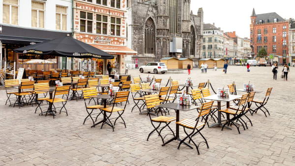 Terrasse - Ellis Ghent, Gent