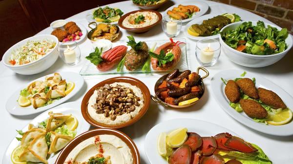 Amazing Lebanese Table - Timjan, Uppsala