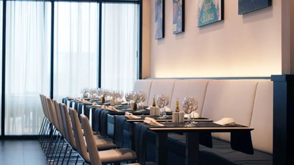 Vue de la salle - Saint-Louis Brasserie Restaurant, Grâce-Hollogne