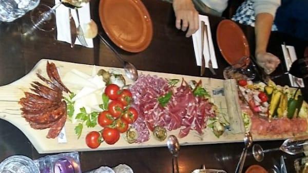 Antipasti - Il Sogno Restaurante Italiano, Soest