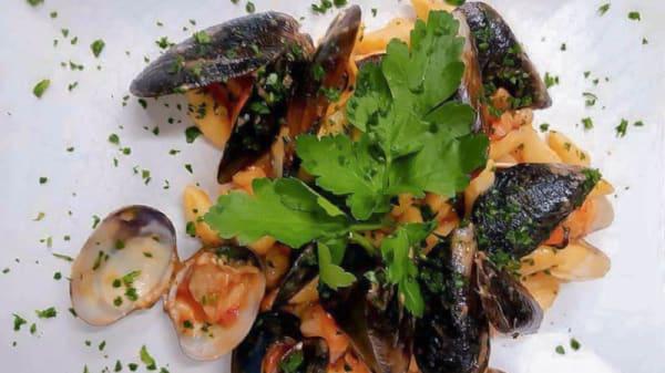 Suggerimento dello chef - Mr Fantasy, Buccinasco