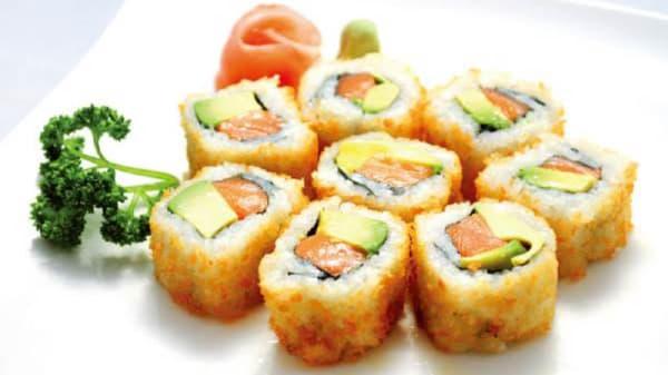 Suggestion - Zen Sushi, Paris