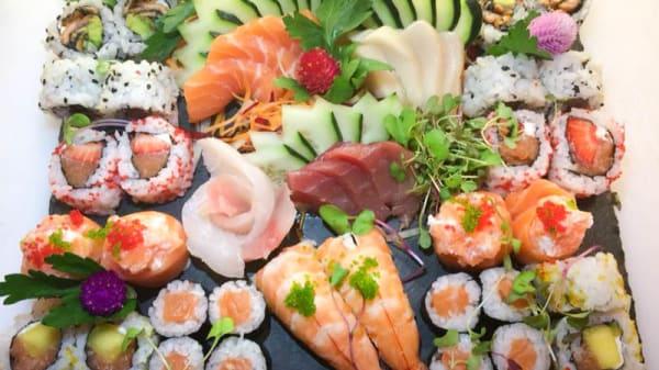 Sugestão - Atlantic Sushi, Sesimbra