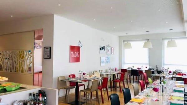 Vista sala - Maga Family Restaurant, Borgomanero