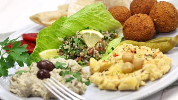 Suggestion de plat - La Bekaa, Le Kremlin-Bicêtre