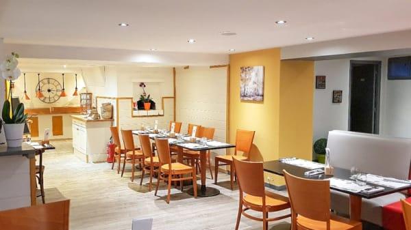 Salle du restaurant - Les Buffets du Gabriel, Heudebouville