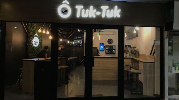 O Tuktuk, Montreuil