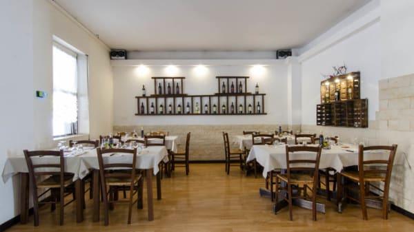 Vista sala - Un Tavolino sullo Stretto, Bergamo