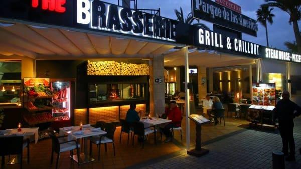 The Brasserie, Arona