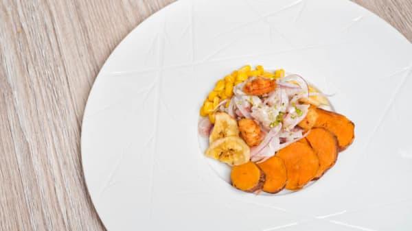 Suggestão do chef - Restaurante O. Puro, Alcochete