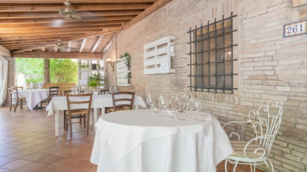 Vista sala - Oca Bianca, Modena