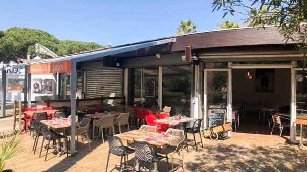 Terrasse - Le Garden Grill - Soirées musicales, La Grande-Motte