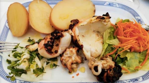 Sugestão prato - Restaurante O CAIS, Almada